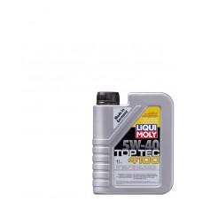 моторное масло синтетика LiquiMoly 5W40 Top Tec 4100 (1L)