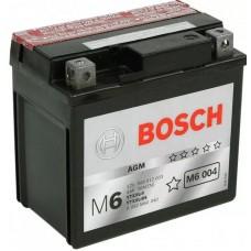 Аккумулятор BOSCH 0092M60040 для мотоцикла евро 4Ah 30A