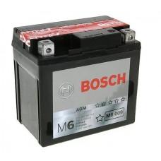 Аккумулятор BOSCH 0092M60090 для мотоцикла евро 7Ah 110A