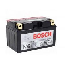 Аккумулятор BOSCH 0092M60110 для мотоцикла рус 8Ah 150A