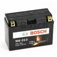 Аккумулятор BOSCH 0092M60130 для мотоцикла рус 9Ah 80A