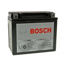Аккумулятор BOSCH 0092M60140 для мотоцикла рус 10Ah 90A