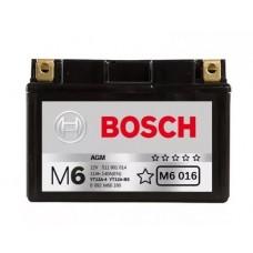 Аккумулятор BOSCH 0092M60160 для мотоцикла рус 11Ah 140A