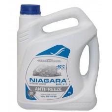 Антифриз G11 227537 NIAGARA синий готовый 5 кг