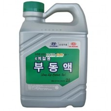 Антифриз G11 710000400 HYUNDAI-KIA зеленый 4 литра