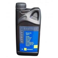 Антифриз G11 7711428132 RENAULT концентрат 1 литр