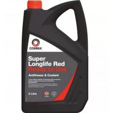 Антифриз G12 SLC5L COMMA 5 литров