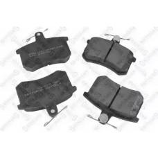 колодки тормозные дисковые задние Ауди A8 А6 А4 A1 80 100
