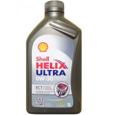 Масло моторное 0W30 SHELL HELLIX ULTRA 1 литр