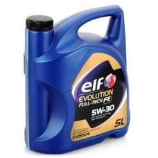 Масло моторное ELF 5W30 EVOLUTION FULL-TECH FE (5L)