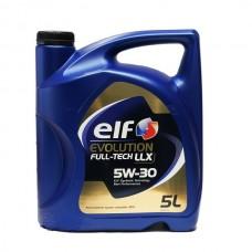 Масло моторное ELF 5W30 EVOLUTION FULL-TECH LLX (5L)