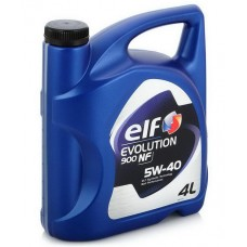 Масло моторное ELF EVOLUTION 900 NF 5W40 4 литра