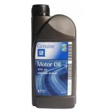 Масло моторное GENERAL MOTORS 10W40 полусинтетика 1 литр