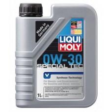 Масло моторное LIQUI MOLY 0W30 Special Tec V  1 литр