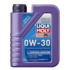 Масло моторное LIQUI MOLY 0W30 Synthoil Longtime 1 литр