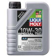 Масло моторное LIQUI MOLY 10W30 Special Tec AA 1 литр