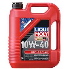 Масло моторное LIQUI MOLY 10W40 LKWLeichtlauf-Motoroil Basic 5 литров