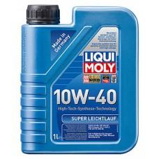 Масло моторное LIQUI MOLY 10W40 Super Leichtlauf 1 литр