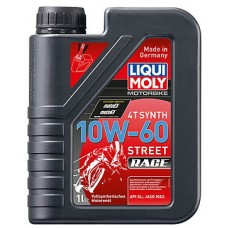 Масло моторное LIQUI MOLY 10W60 Racing Synth 4T 1 литр