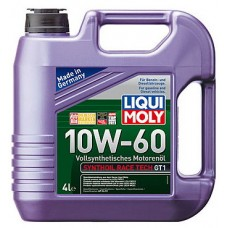 Масло моторное LIQUI MOLY 10W60 Synthoil Race Tech GT1 4 литра