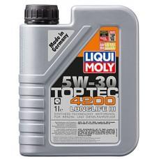Масло моторное LIQUI MOLY 5W30 Top Tec 4200 1 литр