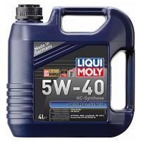 Масло моторное LIQUI MOLY 5W40 Optimal Synth 4 литра