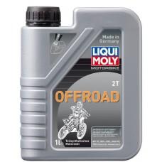 Масло моторное LIQUI MOLY Motorbike 2T Offroad 1 литр