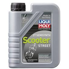 Масло моторное LIQUI MOLY Motorrad Scooter 2T Semisynth 1 литр