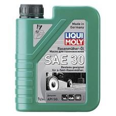 Масло моторное LIQUI MOLY Rasenmaher-Oil SAE 30 1 литр