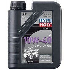 Масло моторное LiquiMoly 10W40 ATV 4T Motoroil (1L)