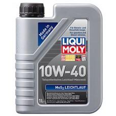 Масло моторное LiquiMoly 10W40 MoS2Leichtlauf (1L)