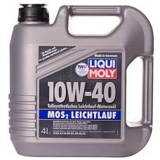 Масло моторное LiquiMoly 10W40 MoS2Leichtlauf (4L)
