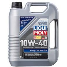 Масло моторное LiquiMoly 10W40 MoS2Leichtlauf (5L)