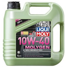 Масло моторное LiquiMoly 10W40 Molygen New Generation (4L)