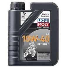 Масло моторное LiquiMoly 10W40 Motorbike 4T Offroad (1L)