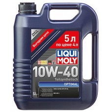 Масло моторное LiquiMoly 10W40 Optimal (5L)