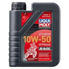 Масло моторное LiquiMoly 10W50 Motorbike 4T Synth Offroad Race (1L)