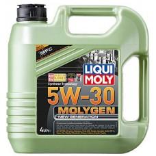 Масло моторное LiquiMoly 5W30 Molygen New Generation (4L)