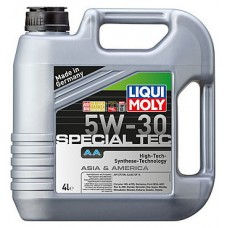 Масло моторное LiquiMoly 5W30 Special Tec AA (Leichtlauf Special AA) (4L)