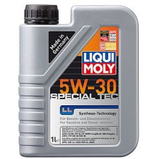 Масло моторное LiquiMoly 5W30 Special TecLL (1L)