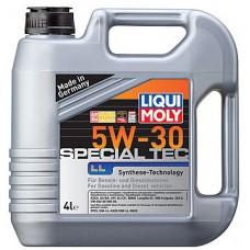 Масло моторное LiquiMoly 5W30Leichtlauf SpecialLL (4L)