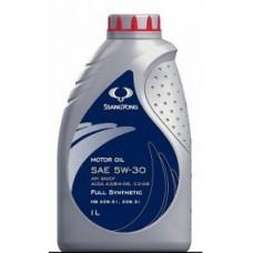 Масло моторное SSANGYONG 5W30 1 литр