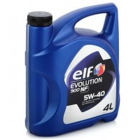 Масло синтетика ELF 5W40 EXCELLIUM NF 4 Литра