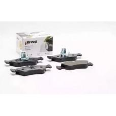 колодки тормозные дисковые зад MERCEDES SPRINTER 1996-1998 2.3-2.5 VW LT 28-35 II
