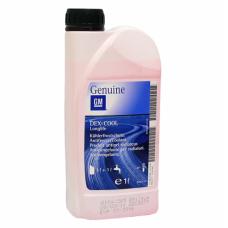 Антифриз G12 9317**02 GM 1 литр