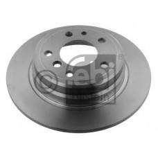 диск тормозной задний БМВ 5 Е34 FEBI