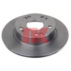 диск тормозной задний Хонда Аккорд