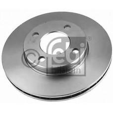 диск тормозной передний Ауди 90 80 100