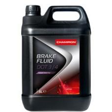 Жидкость тормозная 0,5 литра DOT 3 CHAMPION OIL 8207907