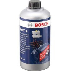 Жидкость тормозная 0,5 литра DOT 4 BOSCH 1987479106